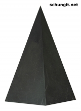 High polished pyramid  3-10cm