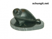 Shungite seal on stand