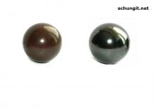 Ball garmonisators shungit+crimson quartzite 50mm