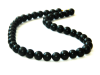 Shungite chaplet 12mm/42 beads