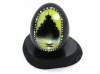 "Shungite egg ""Church with yacht"""